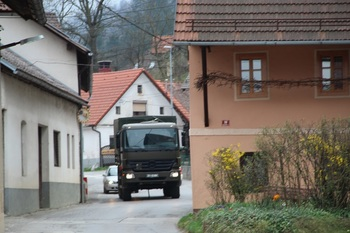 Celostna prometna strategija občine