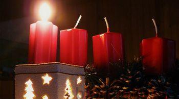 Božični nastop pevskega zbora Večerna zarja