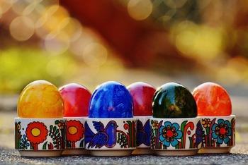 Blagosvoljen velikonočni praznik