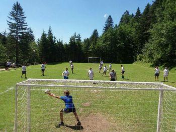 Fuzbal v Bašlju
