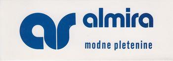 Preteklost oblikuje sedanjost - Almira