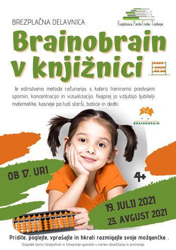 Brainobrain v knjižnici