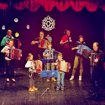 3. novoletni koncert glasbene šole POLTON
