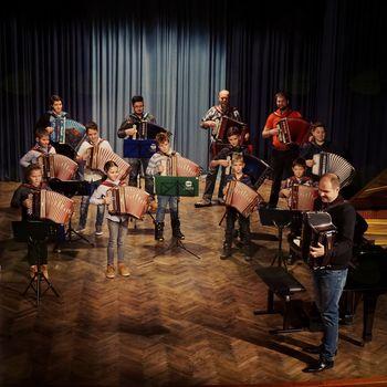 4. Novoletni koncert  glasbene šole POLTON