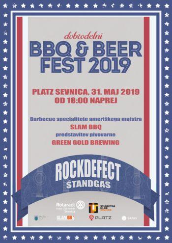 Dobrodelni BBQ & BEER FEST