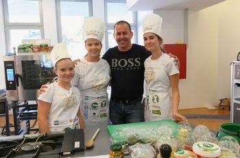 Naši mladi kuharji dosegli 4. mesto na tekmovanju Zlata kuhalnica