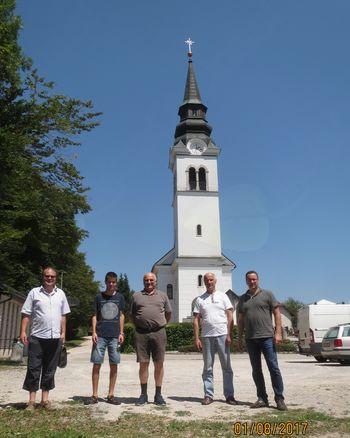 Bo železnim zvonovom odzvonilo tudi v  Vnanjih Goricah?
