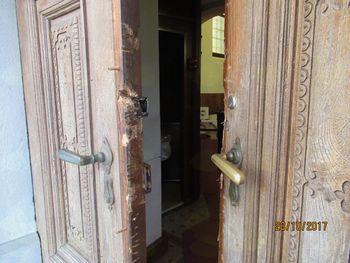 Vlom v cerkev na Gulču, v oktobru, mesecu izboljšanja varnosti na vseh področjih