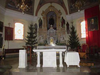 Devetdnevne priprave na sprejem relikvij blaženega Alojzija Grozdeta
