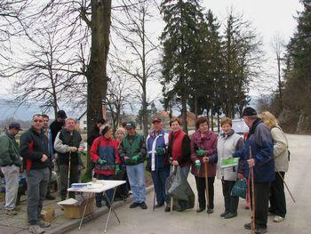 Marca urejamo zelene površine in ob 57. Sosedovem dnevu odnose s svojimi sosedi!