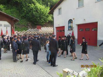 Srečanje gasilcev na Logu
