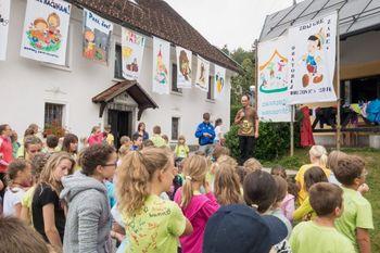 Nekaj povabil iz Brezovice, za mlade in družine