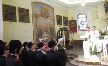 Za poklic duhovnika sem se odločil v Župniji Brezovica