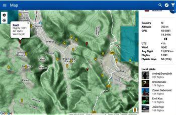 Nova vremenska postaja na Ljubljanskem barju in hribovitem zaledju