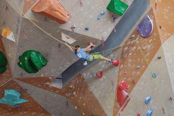 Državno prvenstvo v športnem plezanju v Šmartnem pri Litiji