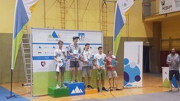 Državno prvenstvo v športnem plezanju 2018, Šmartno pri Litiji