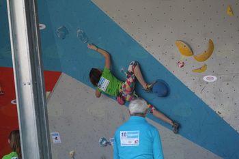Tekma državnega prvenstva v športnem plezanju, Log-Dragomer