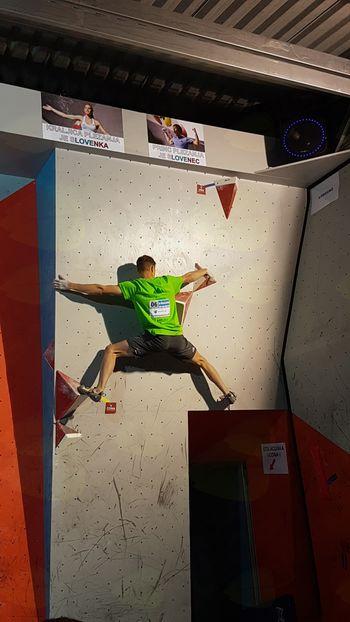 Državno prvenstvo v športnem plezanju, Log-Dragomer