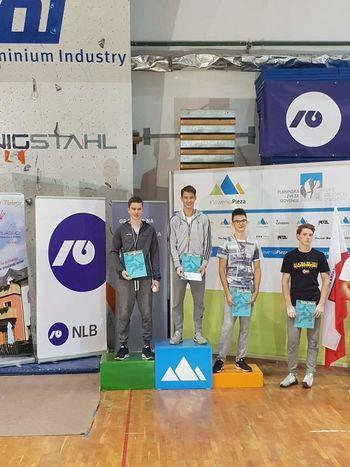 Tekma državnega prvenstva v športnem plezanju 2018, Slovenska Bistrica