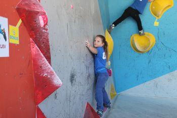 Nove stopničke za Športno plezalni odsek Radovljica