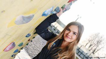 Glasuj za Vito Lukan, finalistko projekta Mladi upi