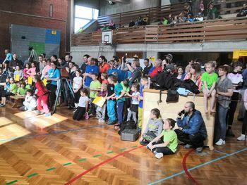iRRC tekma v športnem plezanju v Radovljici