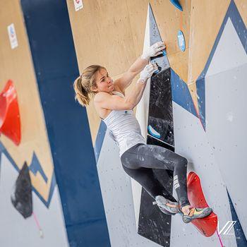 Svetovni pokal v plezanju se nadaljuje v Salt Lake Cityju