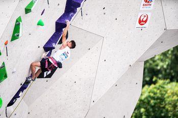 Športni plezalci so tekmovali v Innsbrucku