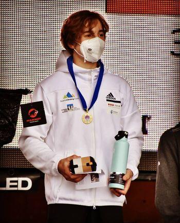 Gorazd Jurekovič z zlato medaljo v Belgiji
