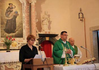Šagra posvečena 100-letnici mašništva rojaka Filipa Terčelja
