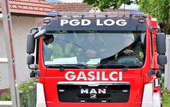 Ložani prvič na Brezoviškem gasilskem rallyju