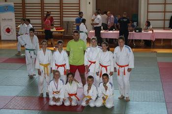 Judo turnir prijateljstva Krk 2016