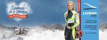 Smučarski skoki za ženske – Ljubno 2015