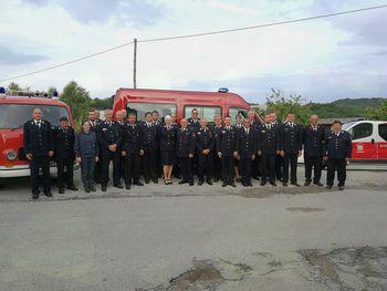 GZ Križevci na 17. Gasilskem Kongresu na Ptuju