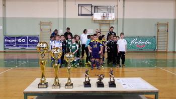 U9 osvojili 2. mesto na domačem turnirju