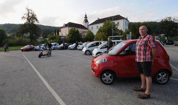 Elektrifikacija voznega parka spreminja Slovenijo v družbo trajnostne mobilnosti