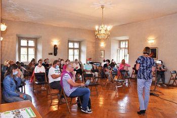 V okviru projekta RAST potekala serija 4 delavnic za spodbujanje novih in že obstoječih turističnih ponudnikov