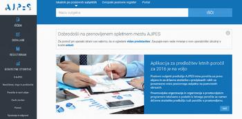AJPES obvešča: Novosti pri predložitvi letnih poročil za leto 2016