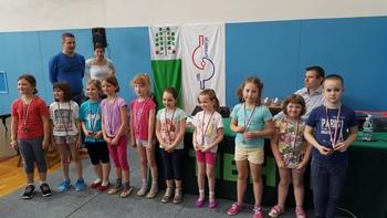 Rezultati 17. odprtega turnirja Občine Brezovica v namiznem tenisu