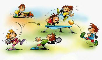 Tudi letos športna vadba za predšolske otroke v Preserju