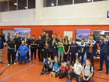 NTK Preserje nadaljuje mednarodno sodelovanje s STK Marathon iz Zagreba
