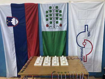 Rezultati 18. odprtega turnirja Občine Brezovica v namiznem tenisu