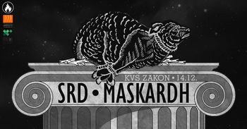 SRD + Maskardh - Decembrski metal!