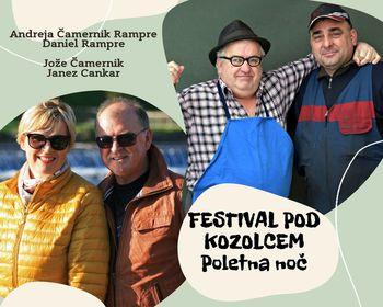 POLETNA NOČ - Andreja & Daniel Rampre / Slovenska vicoteka