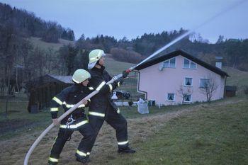Požar Mala Goričica