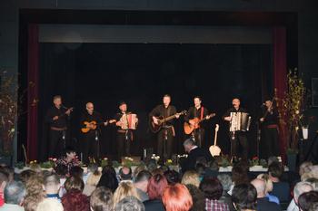 Dobrodelni koncert Županovega sklada v znamenju Prifarskih muzikantov