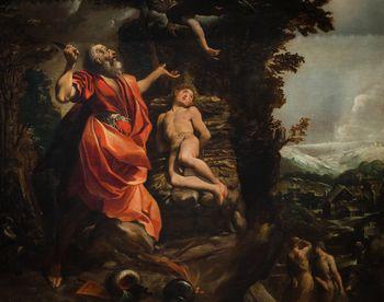 Abraham, Izak in Jakob