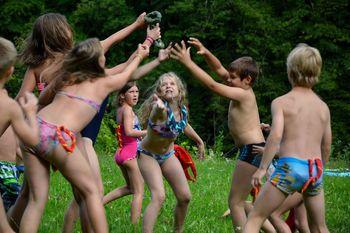 Poletni tabor v Beli krajini