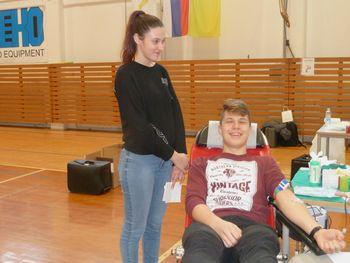 Uspešna krvodajalska akcija v Žužemberku