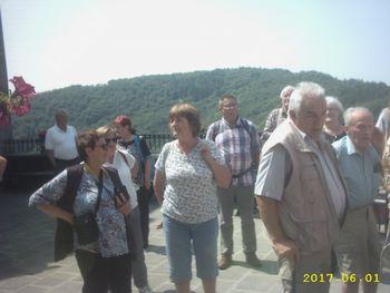 Izlet upokojencev na Staro goro in v Čedad
